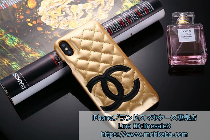 chanel iPhoneXS/X ケース ハード